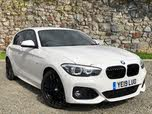 2019 BMW 1 Series 1.5 118i M Sport Shadow Edition (s/s) 5d Auto (19 reg)