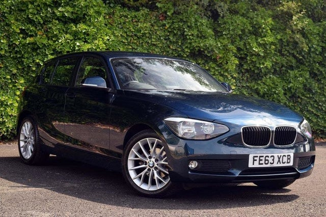 2013 BMW 1 Series 2.0TD 118d SE (143bhp) (s/s) Sports Hatch 5d Auto (63 reg)