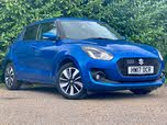 2017 Suzuki Swift 1.0 Boosterjet SZ5 (SHVS) (17 reg)