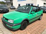 VW Golf III 1.8 Cabrio Color Concept