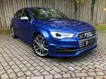 2016 Audi S3 2.0 TFSI (300ps) Nav Sportback 5d S Tronic (16 reg)