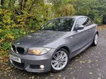 2013 BMW 1 Series 2.0TD 118d M Sport Coupe 2d (13 reg)