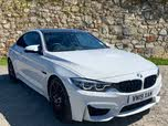 2019 BMW 4 Series 3.0 M4 (444bhp) (Competition Pack)(s/s) Coupe M DCT (19 reg)