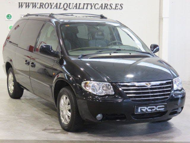 2004 Chrysler Voyager Grand Voyager Limited Limited