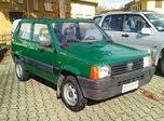 1997 Fiat Panda