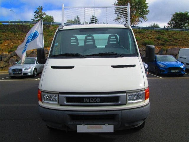 Iveco Daily CCb 2004 29L12 emp 3m