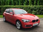 2012 BMW 1 Series 2.0TD 116d Sport Hatchback 5d (62 reg)