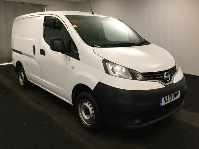 2013 Nissan NV200 1.5TD SE (89bhp) (Nearside Sliding doors)Refrigerated Van (13 reg)