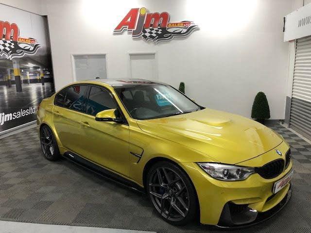 2016 BMW 3 Series 3.0 M3 (16 reg)