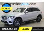 2019 Mercedes-Benz Clase GLC GLC 220d 4Matic