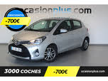 2015 Toyota Yaris Active 5dr