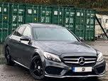 2016 Mercedes-Benz C-Class 2.1d C220d AMG Line (170ps) (Premium)(s/s) Saloon 4d Auto (16 reg)