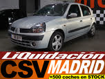 2002 Renault Clio Expression 75 Expression 5dr