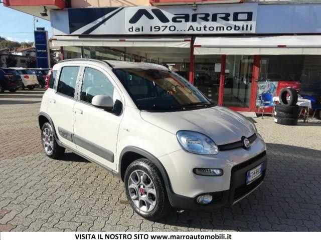 2016 Fiat Panda Cross MJT 95 CV 4x4