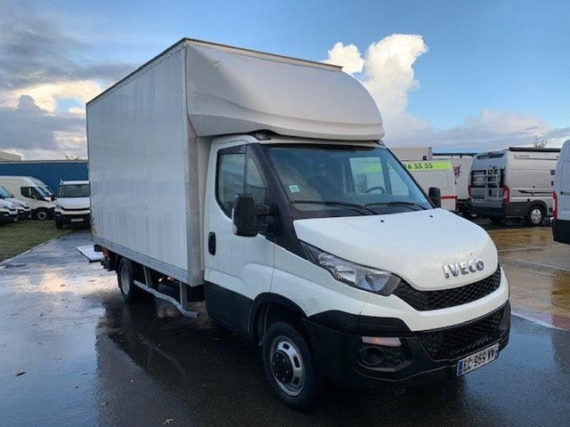 Iveco Daily CCb 2016 35C13 Empt. 4100 Tor