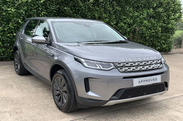 2019 Land Rover Discovery Sport 2.0 D180 S (19 reg)
