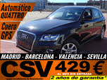 2016 Audi Q5 CD quattro Advanced Ed. S-T 190 Advanced Edition