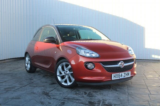 2014 Vauxhall ADAM 1.4 SLAM (100ps) (64 reg)
