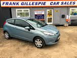 2009 Ford Fiesta 1.25 Style (60ps) 3d (59 reg)