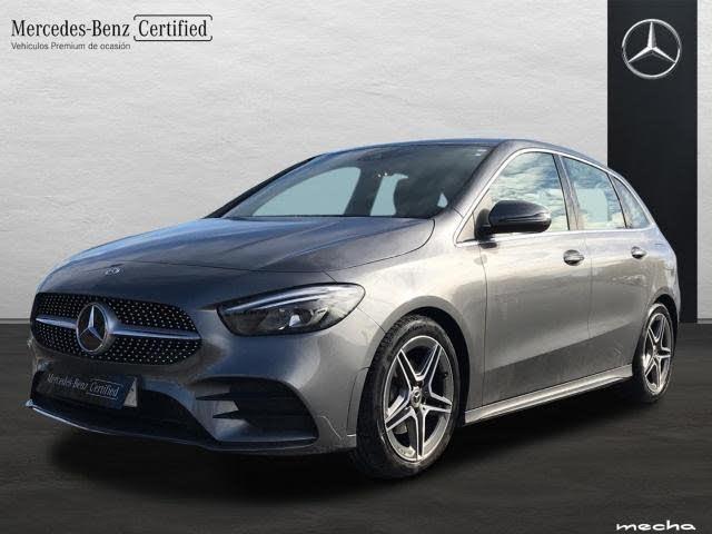 2019 Mercedes-Benz Clase B B 180d