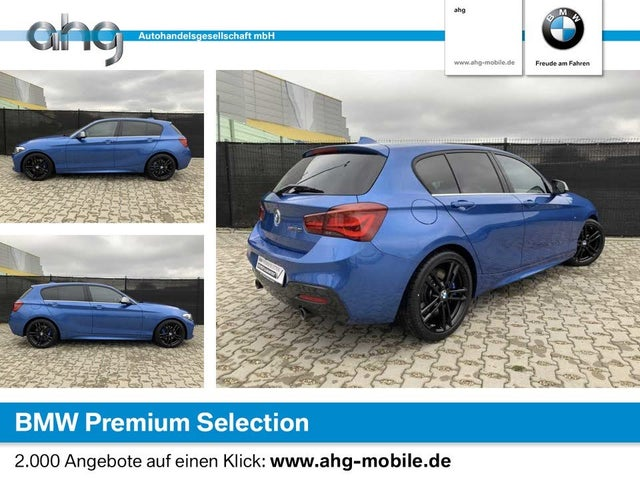 BMW M140i xDrive A Special Edition Sport Aut. PDC