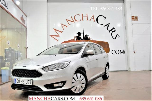 2014 Ford Focus Sb. Trend 95 Trend