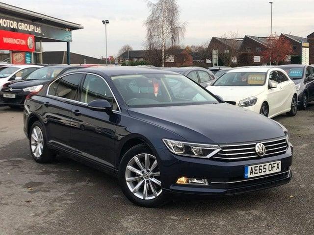 2015 Volkswagen Passat 2.0TDI SE Business (BMT)(s/s) Saloon 4d (65 reg)