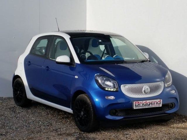 2015 Smart forfour 0.9 Proxy (s/s) (11 reg)