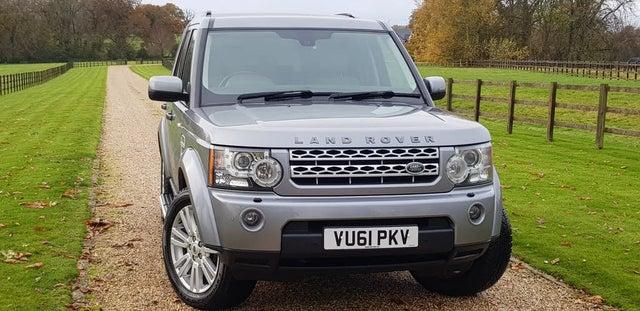 2011 Land Rover Discovery 4 3.0TD HSE 3.0SD V6 auto (61 reg)