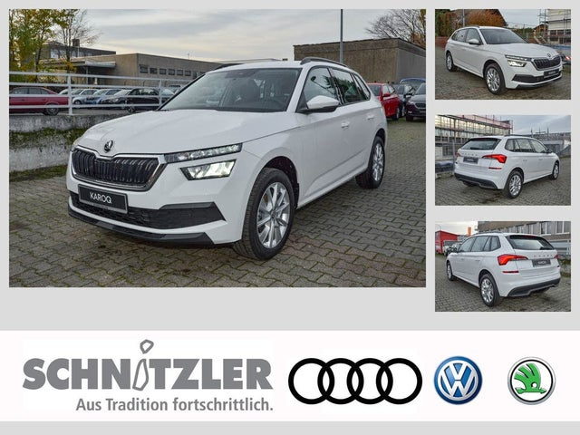 Skoda Kamiq Active Cool &Sound/beh. Vordersitze/Bluetooth
