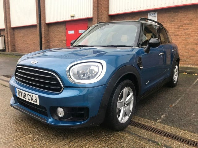 2018 MINI Countryman 1.5 Cooper ALL4 (s/s) (18 reg)