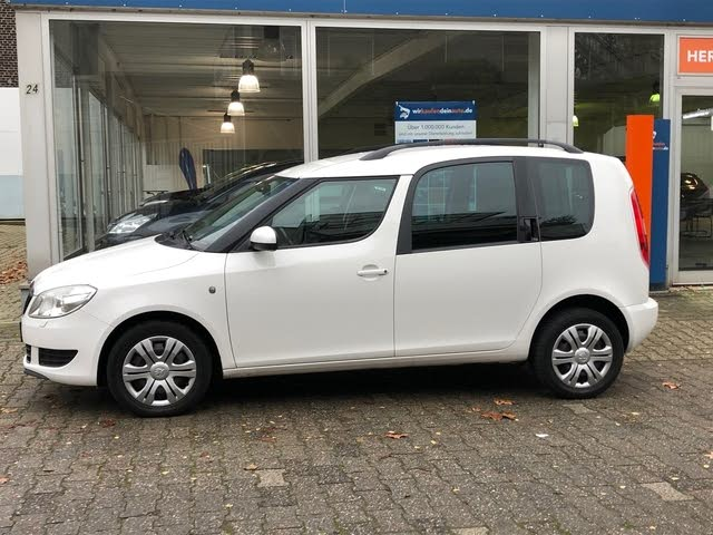 SKODA Roomster 1.6 TDI DPF Ambition PLUS EDITION, PDC, SH,Tempom.