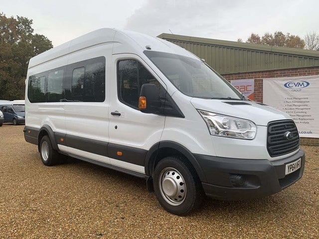 2014 Ford Transit 2.2TDCi 460 L4H3 (125PS)(EU6) 18 (64 reg)