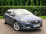 2017 Vauxhall Astra 1.4i 16v Turbo SRi (150ps) (s/s) Hatchback Auto (66 reg)