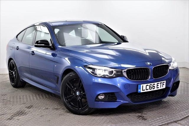 2016 BMW 3 Series (66 reg)