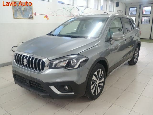 2019 Suzuki S-Cross Boosterjet 4WD All Grip Top