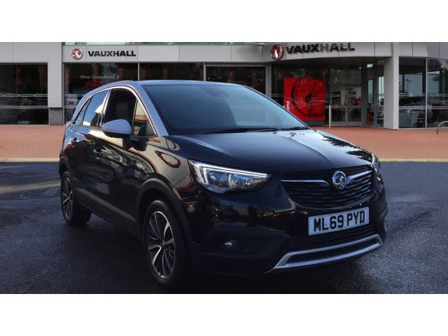 2019 Vauxhall Crossland X 1.5 Elite NAV (102ps) (69 reg)