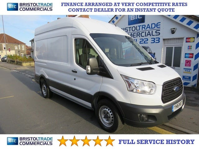 2015 Ford Transit 2.2TDCi 350 L2H3 (155PS) Panel Van (16 reg)