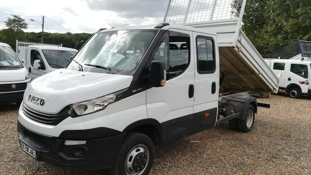 Iveco Daily CCb 2017