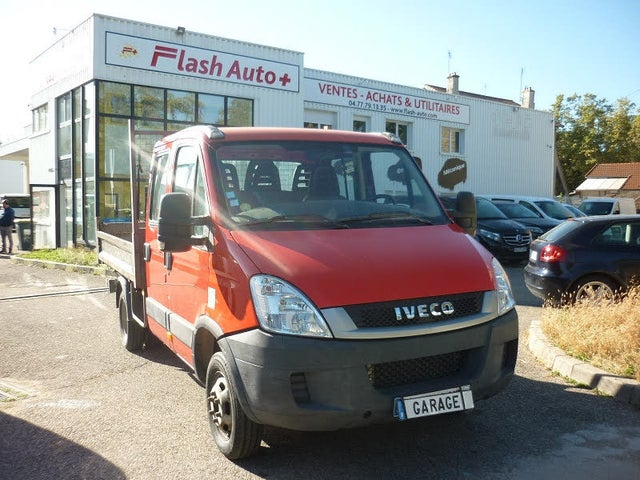 Iveco Daily CCb 2010 35C13 DC 6+1