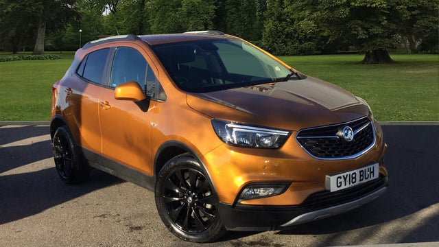 2018 Vauxhall Mokka X 1.6CDTi Active (136ps) (s/s) (18 reg)