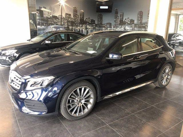 2019 Mercedes-Benz Clase GLA