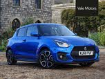 2018 Suzuki Swift 1.4 Boosterjet Sport (68 reg)