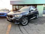BMW X3 2019 xDrive20dA 190 M Sport E6c
