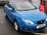 2011 Seat Ibiza 1.6TD Sportrider CR SportCoupe Hatchback 3d (11 reg)