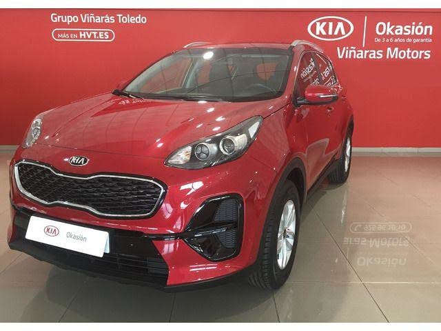 2019 Kia Sportage Concept Pack Style 4x2 132 Concept Pack Style