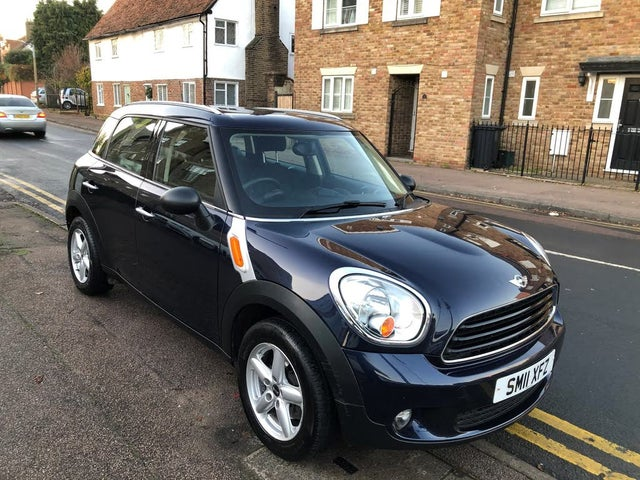 2011 MINI Countryman 1.6 One (Salt) (11 reg)
