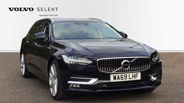2019 Volvo V90 2.0TD D4 Inscription Pro (69 reg)