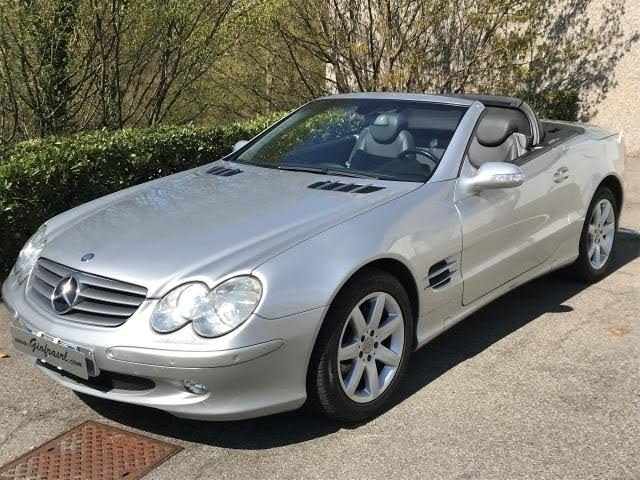 2003 Mercedes-Benz Classe SL SL 350 cat