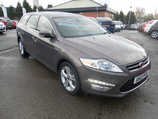 2012 Ford Mondeo 2.0TD Titanium X (163ps) Estate Powershift (12 reg)